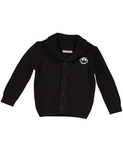 Nachtblauer Pullover